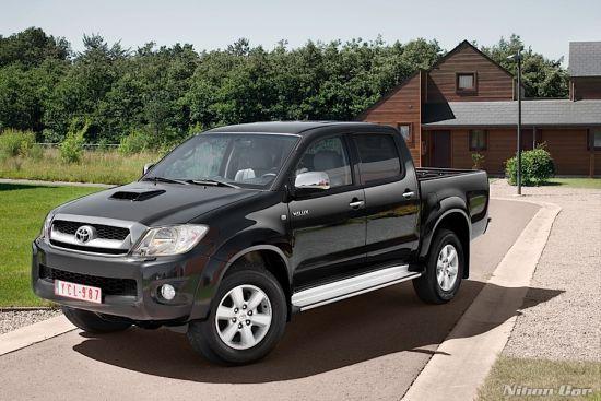 Phoenix Auto Parts >> 2009 Toyota Hilux Euro Spec by Toyota- trinituner.com