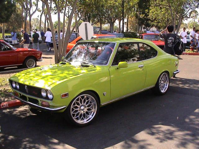 Mazda Rx2 Suspension And Diff Conversion Question
