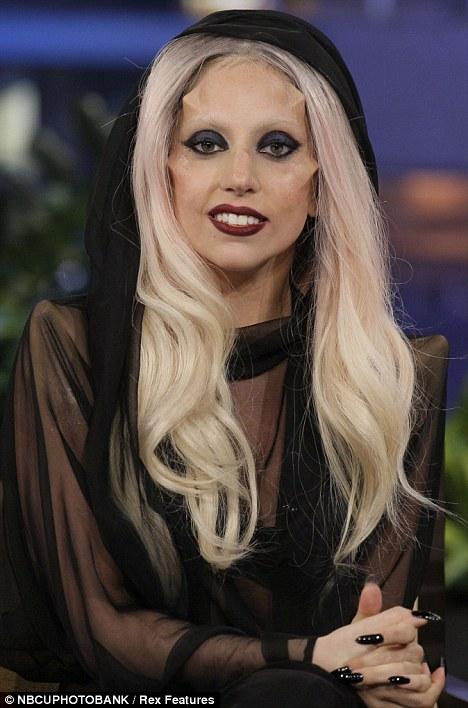 Lady Gaga WTF???- trinituner com