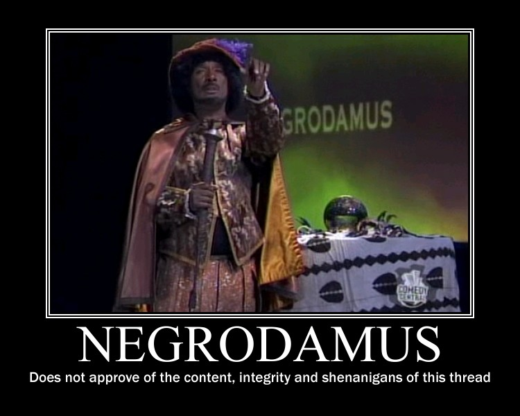 Negrodamus Quotes Quotesgram