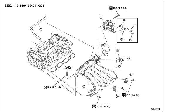 nissan almera fuse box diagram