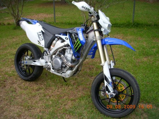 What Yamaha Dirt Bikes Are Street Legal