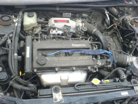 mazda z5 turbo