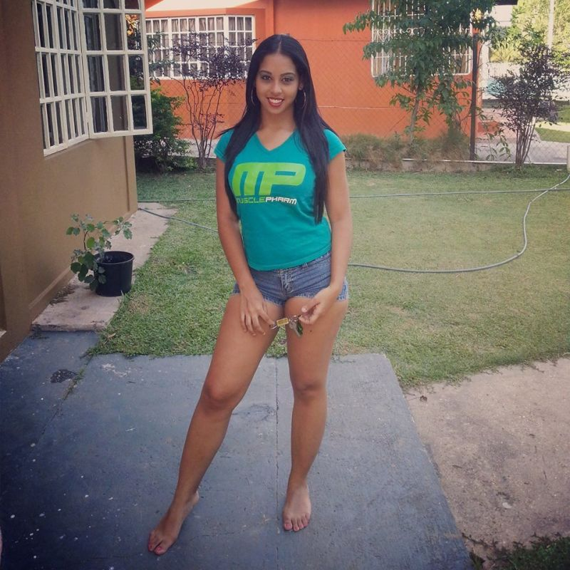 hot guyanese girls