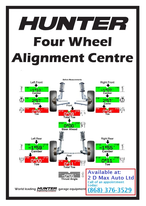 Service Manual How To Do Wheel Alignment On A 2013 Ford C