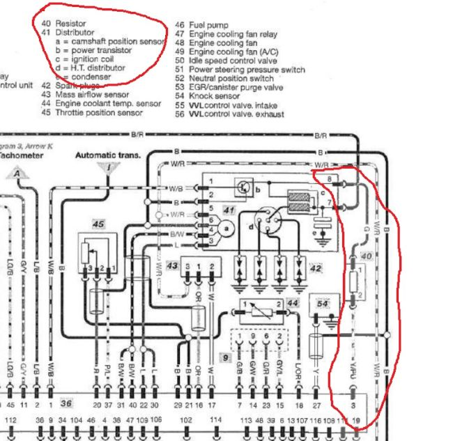 Sr20ve Rpm Switch Problem