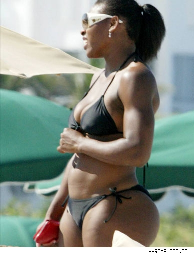 Serena Williams Oops Gallery 2011