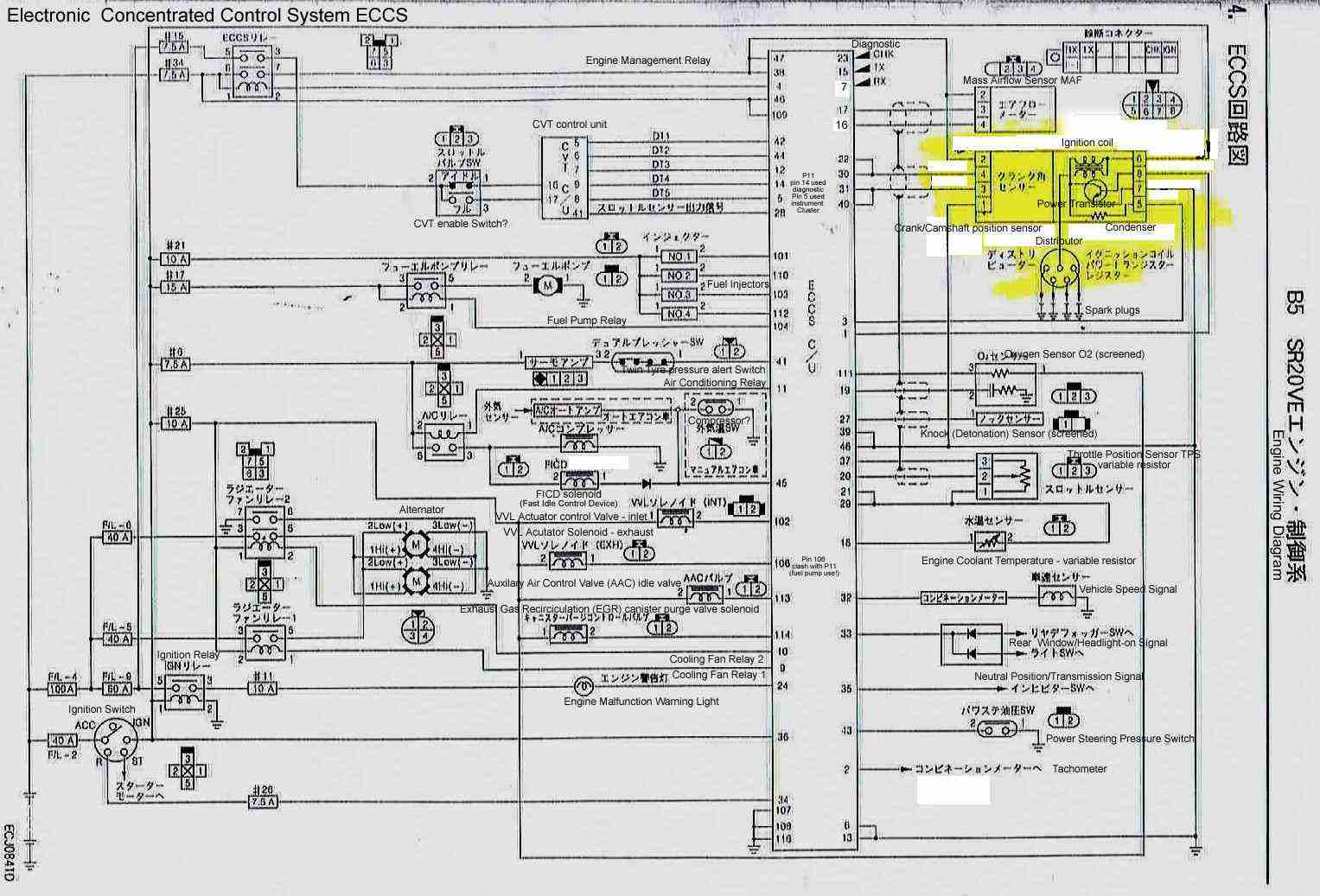 Radio Wiring Diagram Nissan Skyline Will Be A Thing 2000 Frontier Schematic R32 Fuse Box